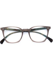 Oliver Peoples 'L.A Coen' Glasses Grey