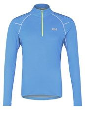 Helly Hansen Enroute Lifa Flow Long Sleeved Top Racer Blue
