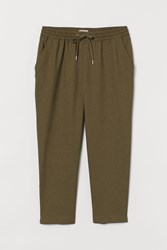 Handm H M H M Pull On Pants Green