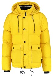 Gaastra Merchant Down Jacket Yellow
