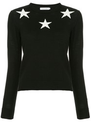 Guild Prime Star Patterned Sweater Black