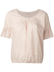 Bellerose Harlem Blouse Pink Purple