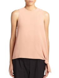 J.W.Anderson Side Knot Tank Pink