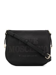 Love Moschino Embroidered Logo Shoulder Bag 60