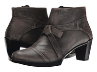 Naot Footwear Vistoso Vintage Gray Leather Women's Boots