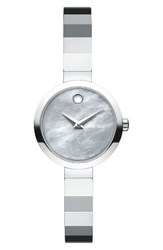 Movado Women's Novella Bangle Watch 24Mm