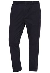 Sisley Trousers Antracite Anthracite