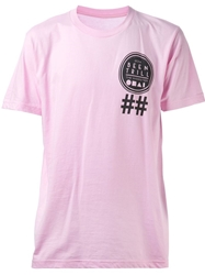 Beentrill 'Been Trill' T Shirt Pink And Purple