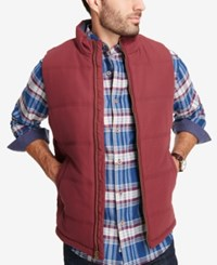 Weatherproof Vintage Men's Quilted Puffer Vest Created For Macy's Windsor Wi