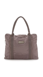 Adidas By Stella Mccartney Yoga Bag Cement Grey