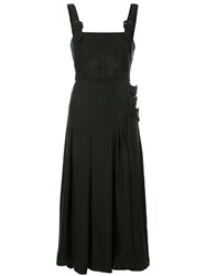 Alice Mccall Favour Midi Dress Black