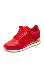 Michael Michael Kors Billie Trainers Crimson Cherry