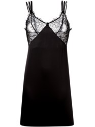 Parah 'Odette' Nightdress Black