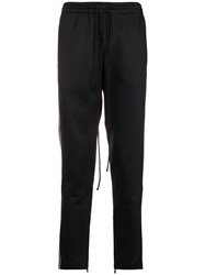 Valentino Drawstring Waist Trousers Black