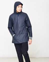 Rains Delta Thermal Jacket Blue