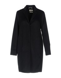 Jan Mayen Coats Dark Blue