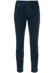 Closed Skinny Fit Jeans Blue