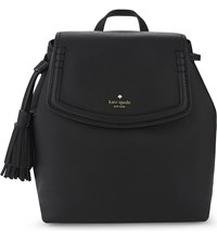 Kate Spade New York Orchard Street Selby Leather Backpack Black