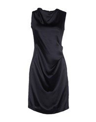 Eleventy Dresses Short Dresses Women Dark Blue