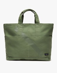 Saturdays Surf Nyc Reece Tote In Olive