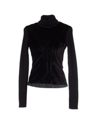 Scooterplus Turtlenecks Black