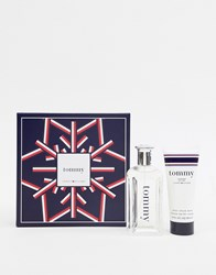 Tommy Hilfiger 100Ml Set After Shave Balm No Colour Clear