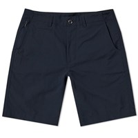 Nanamica Alphadry Club Short Blue