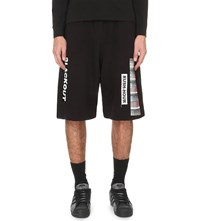 Blood Brother Alkar Cotton Jersey Shorts Black