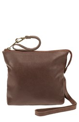 Will Leather Goods 'Petal' Leather Crossbody Bag