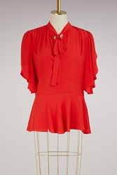 Paul And Joe H Pimont Blouse Red