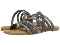 Not Rated Caviar Pewter Women's Sandals