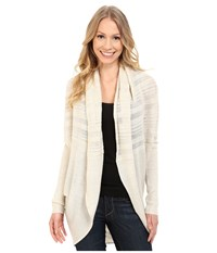 Smartwool Palisade Trail Wrap Natural Heather Women's Sweater Beige
