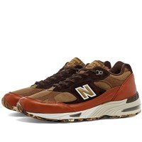 New Balance M991sop Made In England Brown