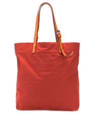 Ally Capellino Natalie Tote Bag Red