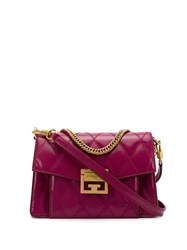 Givenchy Quilted Orchid Bag Purple