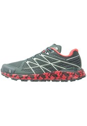 The North Face Ultra Endurance Trail Running Shoes Darkest Spruce Anthracite