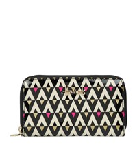 Harrods Aztec Long Wallet Multi