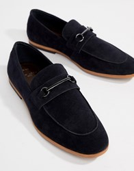 New Look Loafers In Navy