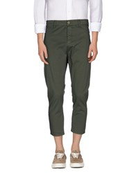Novemb3r Trousers Casual Trousers Men Military Green