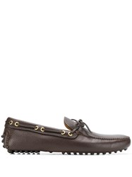 Car Shoe The Original Driver Loafer Brown