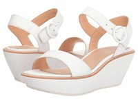 Camper Damas 21923 White Women's Wedge Shoes
