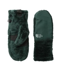 The North Face Denali Thermal Mitt Darkest Spurce Extreme Cold Weather Gloves Green