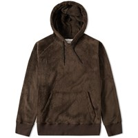 Our Legacy Single Hoody Brown