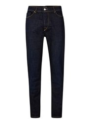 Antioch Blue Dyed Navy Stretch Skinny Jeans