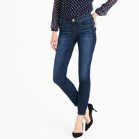 J.Crew Tall Toothpick Jean In Clanton Wash