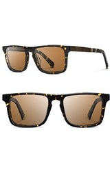 Shwood Men's 'Govy 2' 52Mm Polarized Sunglasses