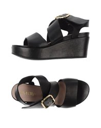 Avril Gau Footwear Sandals Women Black