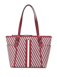 Bally Logo Pattern Tote Bag 60
