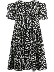 Pinko Animal Print Dress 60