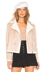 Cupcakes And Cashmere Bruntel Jacket Tan